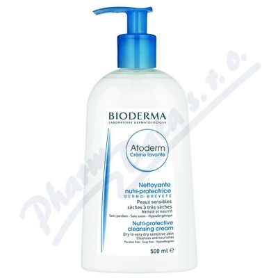 BIODERMA Atoderm Sprchový krém 500ml