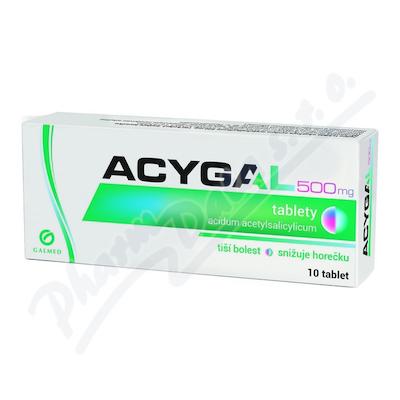 Acygal 500mg por.tbl.nob.10x500mg