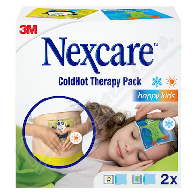 3M Nexcare ColdHot Therapy Pack Happy Kids 2ks