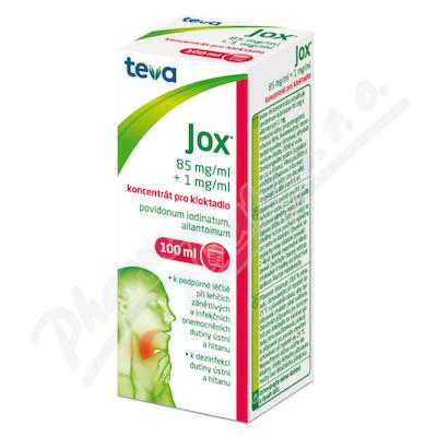 Jox sol.1x100ml